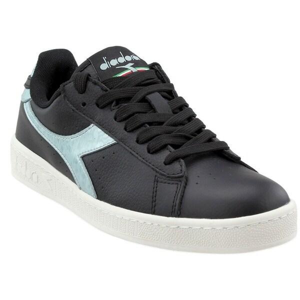83a527a3c7 Shop Diadora Mens Game Metallic Casual Athletic & Sneakers - Free ...