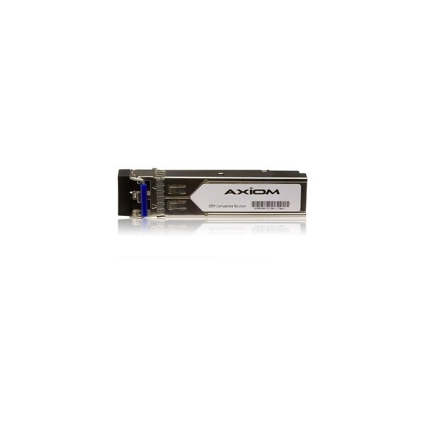 Axion GLC-LH-SMD-AX Axiom 1000BASE-LX SFP w/DOM for Cisco - For Data Networking, Optical Network - 1 x 1000Base-LX1 Gbit/s