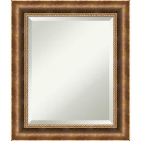 Bathroom Mirror , Manhattan Bronze