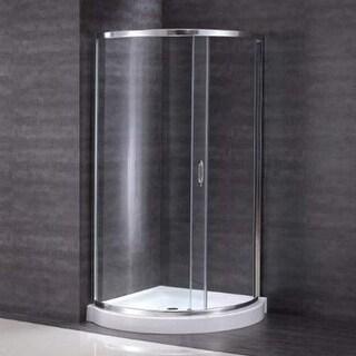 """Miseno MSD3178 78"""" High x 31"""" Wide Framed Shower Door Enclosure for Corner Insta"""