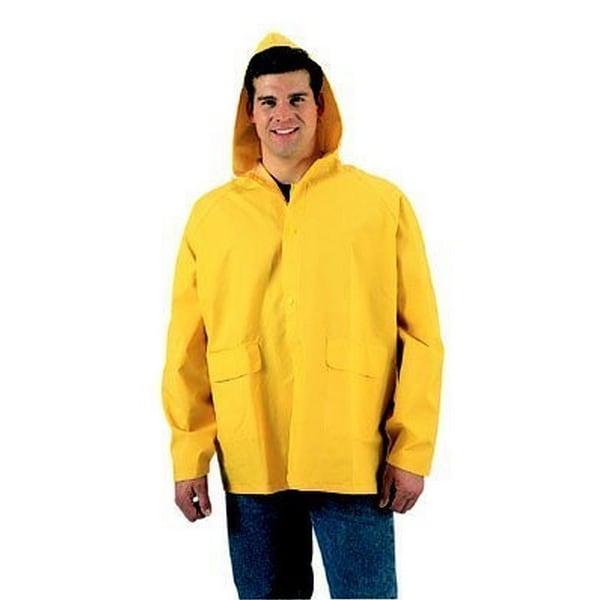 Rothco Mens Rain Jacket, Yellow
