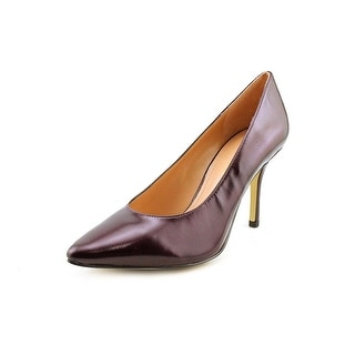 Enzo Angiolini Cheylo Women Pointed Toe Leather Heels