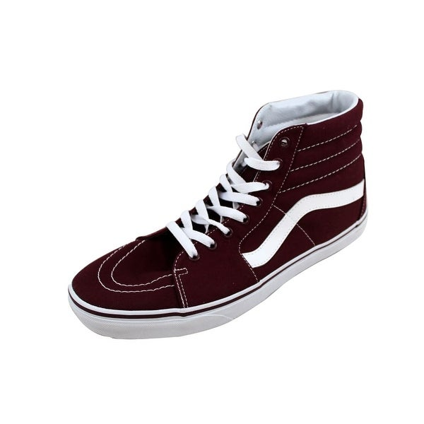 Vans Men's SK8 Hi Canvas Port Royale VN0A38GEJX5