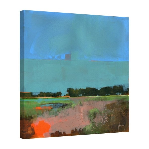 Easy Art Prints Paul Bailey's 'Empty Sky' Premium Canvas Art