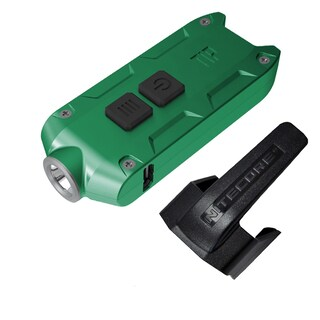 NITECORE TIP 2017 360 Lumen Rechargeable Keychain Flashlight