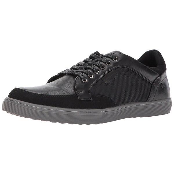 a39577e8d37 Shop Steve Madden Men's Gasper Fashion Sneaker, Black, Size 9.5 ...