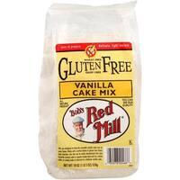 Bob's Red Mill - Gluten Free Vanilla Cake Mix ( 4 - 19 OZ)