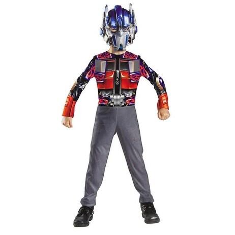 Transformers Optimus Prime Child Costume Size S (4-6)