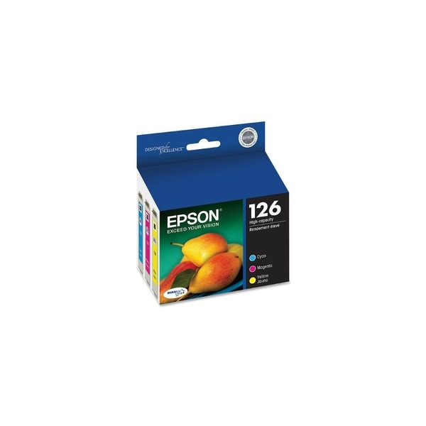 Epson 126 Ink Cartridge - C/M/Y Ink Cartridge