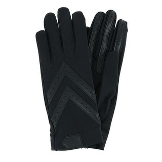 Isotoner Women's Unlined Touchscreen Driving Gloves