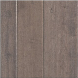 Mohawk Industries BCK19-MAP Varying Width Engineered Hardwood Flooring - Handscr