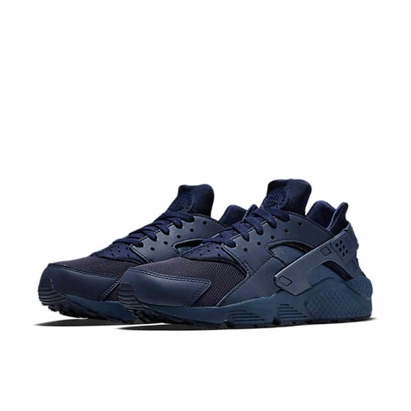 63addb7d46 Shop Nike Mens Air Huarache Low Top Lace Up Trail Running Shoes ...