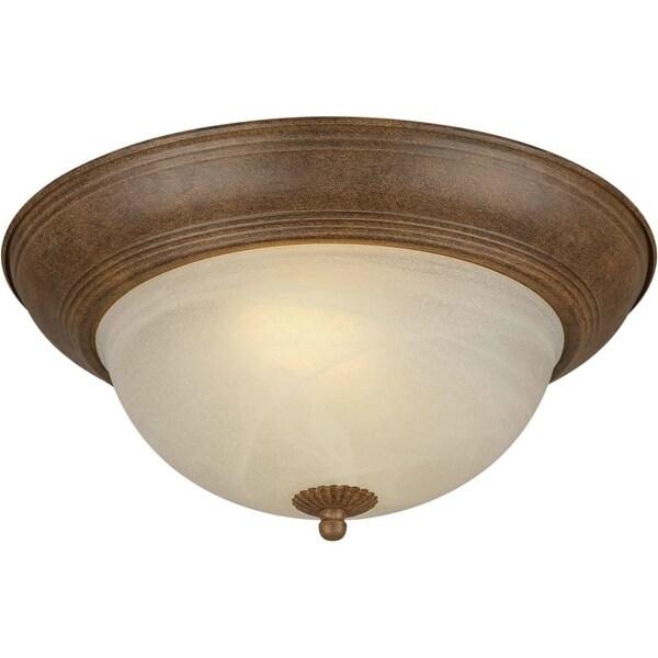 Fluorescent Light Fixtures Energy Efficiency: Shop Forte Lighting 20007-02 Energy Efficient Fluorescent