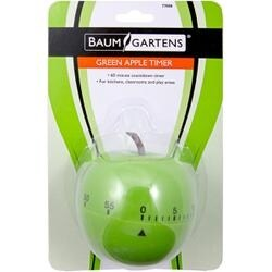 Green - Apple Timer 1/Pkg