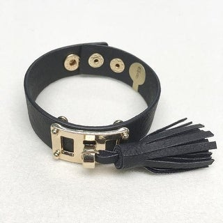 Potissi Genuine Leather Tassel Bracelet