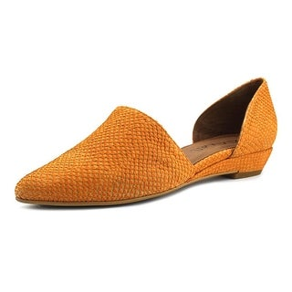 Sixtyseven 75939 Pointed Toe Leather Loafer