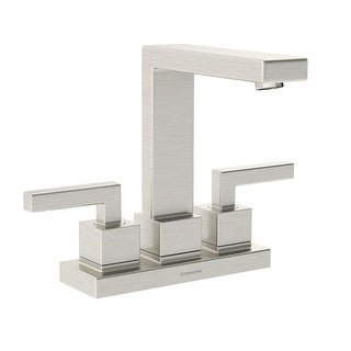 Symmons SLC-3612-1.5 Duro Centerset Bathroom Faucet - Includes Metal Drain Assembly - n/a