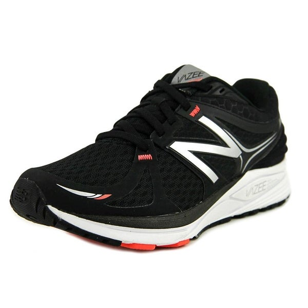 New Balance WPRSM Women D Round Toe Synthetic Black Running Shoe
