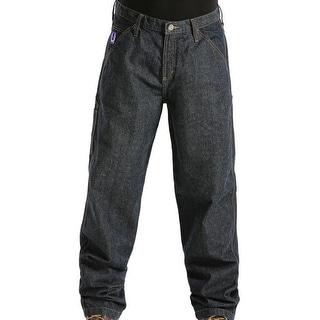 Cinch Western Denim Jeans Mens Blue Label WRX Dark Wash WP7873401X
