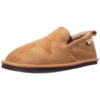 Western Chief Mens Romeo Closed Toe Slip On Slippers