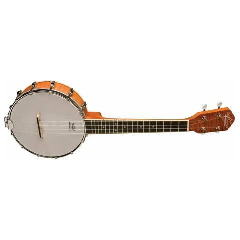 Oscar Schmidt 4 String Banjo/Ukulele Banjolele Natural OUB1
