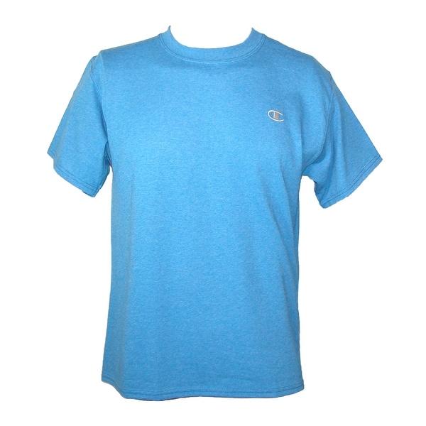 Champion Men's Cotton Short Sleeve Jersey Shirt