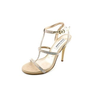 Steve Madden Luulu Women Open Toe Canvas Sandals