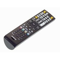 OEM Onkyo Remote Control Originally Shipped With: TX-NR525, TXNR525