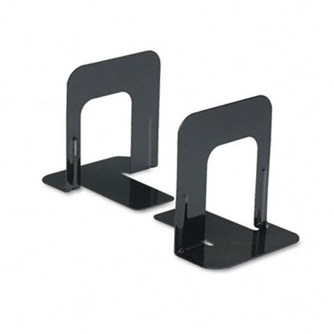 Universal Economy Bookends with Standard Base 4-3/4 x 5-1/4 x 5