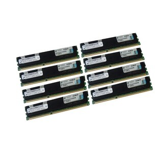 New Dell PowerEdge R410 R610 R710 R910 32GB (8x4GB) PC3-10600 DDR3 Server Memory
