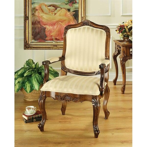 Gratis 2 Fauteuils.Shop St Enimie Fauteuil Masters Chair Set Of Two Design Toscano