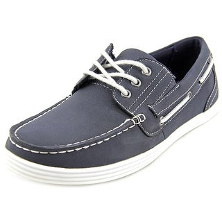 Unlisted Kenneth Cole Power Boat   Moc Toe Synthetic  Boat Shoe