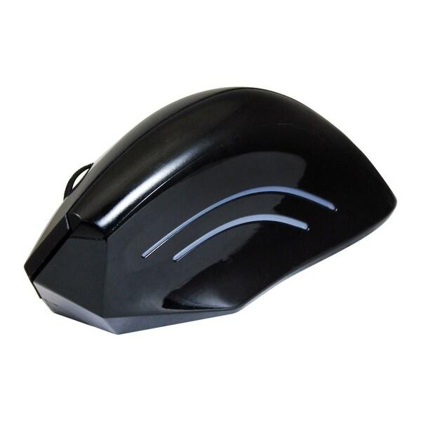 Adesso - Adesso 2.4Ghz Rf Wireless Vertical Ergonomic Laser Mouse, Dpi Switch Button ,