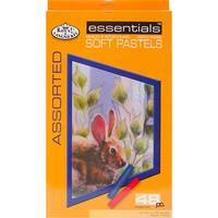 Soft Pastels 48/Pkg-Assorted Colors