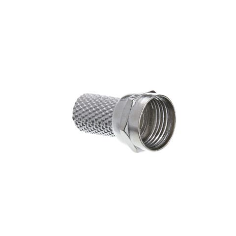 Offex RG59 F-pin Twist On Connector