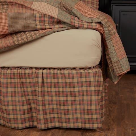 Crosswoods Bed Skirt