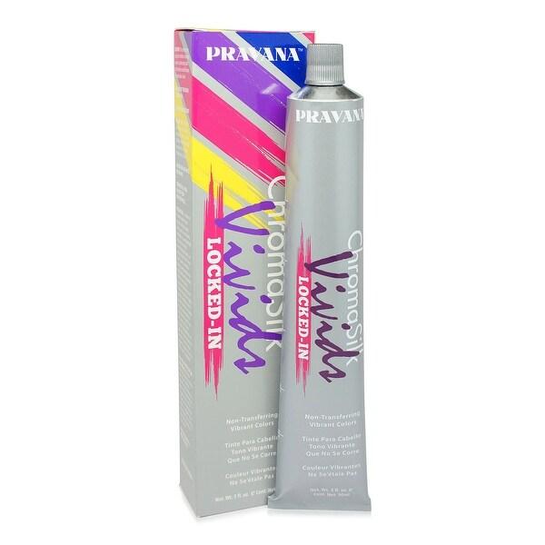 PRAVANA ChromaSilk Vivids 3-ounce Locked in Pink Hair Color Correcting Dye