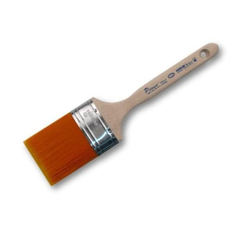 Proform PIC4-3.0 Picasso Oval Straight-Cut Paint Brush, 3""