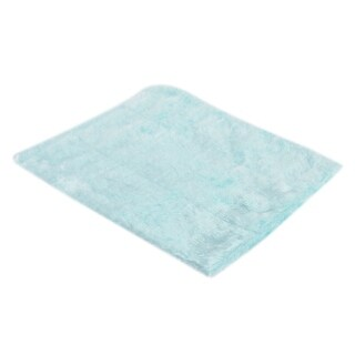 Household Kitchen Fabric Scouring Pad Bowl Dish Towel Duster Cleaning Cloth Blue