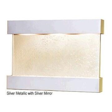 Adagio RCS4540 Reflection Creek - Silver Mirror Wall Fountain