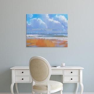 Easy Art Prints Alex Hook Krioutchkov's 'Playa 15' Premium Canvas Art