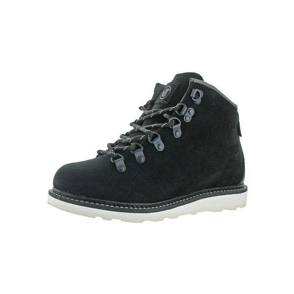 DVS Mens Yodeler Casual Boots Ankle Cold Weather