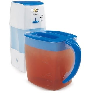 Mr. Coffee TM75 Ice Tea Maker, 3 Quart