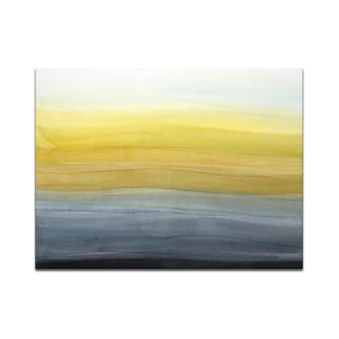 'Evening Glowing' Wrapped Canvas Wall Art by Norman Wyatt Jr.