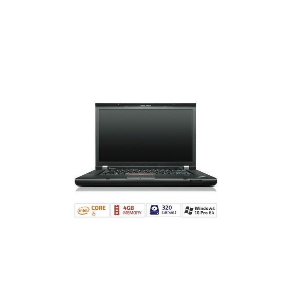Refurbished Lenovo GT5-0027 T520-series 15.6 Inch Notebook w/ 4 GB DDR3 SDRAM