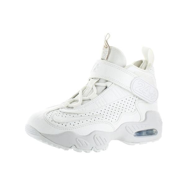 e8d8ed8929 Shop Nike Boys Air Griffey Max 1 Athletic Shoes Little Kid High-Top ...