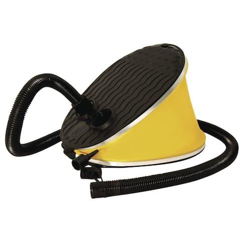 Kwik tek airhead hi volume bellows action foot pump ahp-f1