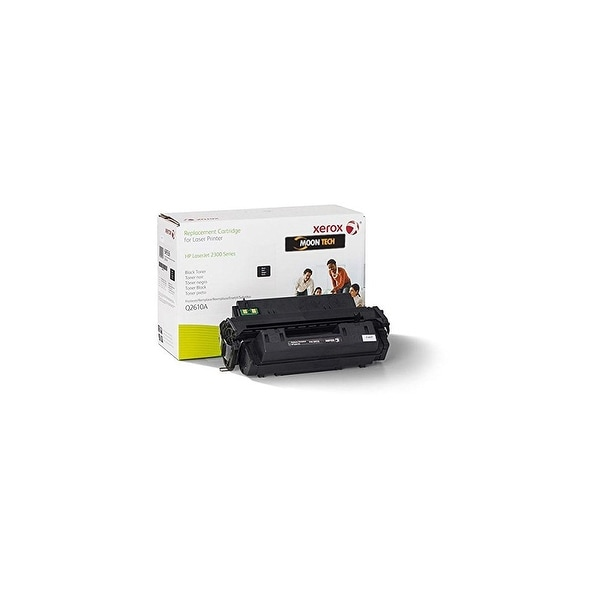 Xerox Replacement Toner for Q2610A, Black Replacement Toner for Q2610A (10A), Black