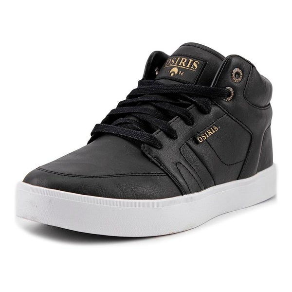Osiris Helix Men Black/Gold/Turner Skateboarding Shoes