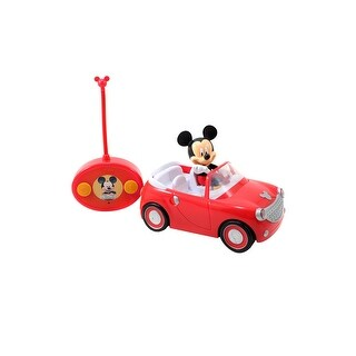Mickey Mouse R/C Roadster